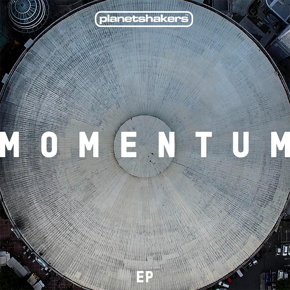 Planetshakers Album –Momentum
