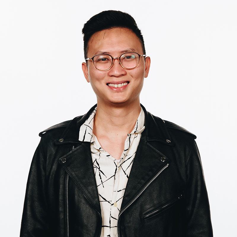 Dickson Chu, Campus Pastor, Planetshakers Church Singapore Campus