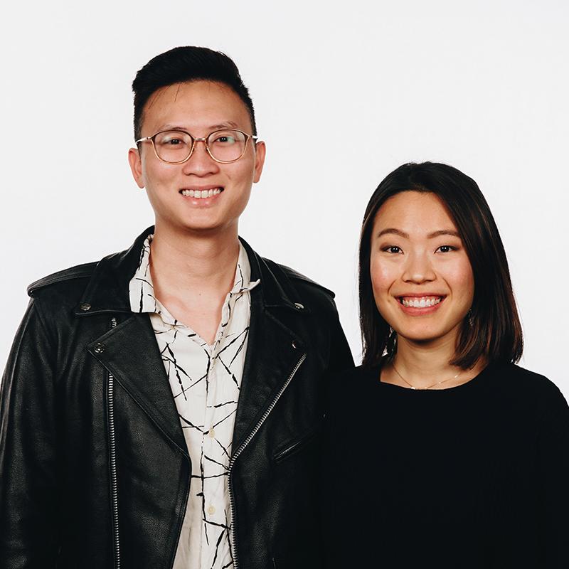 Dickson & Noelle Chu, Campus Pastors, Planetshakers Church Singapore Campus