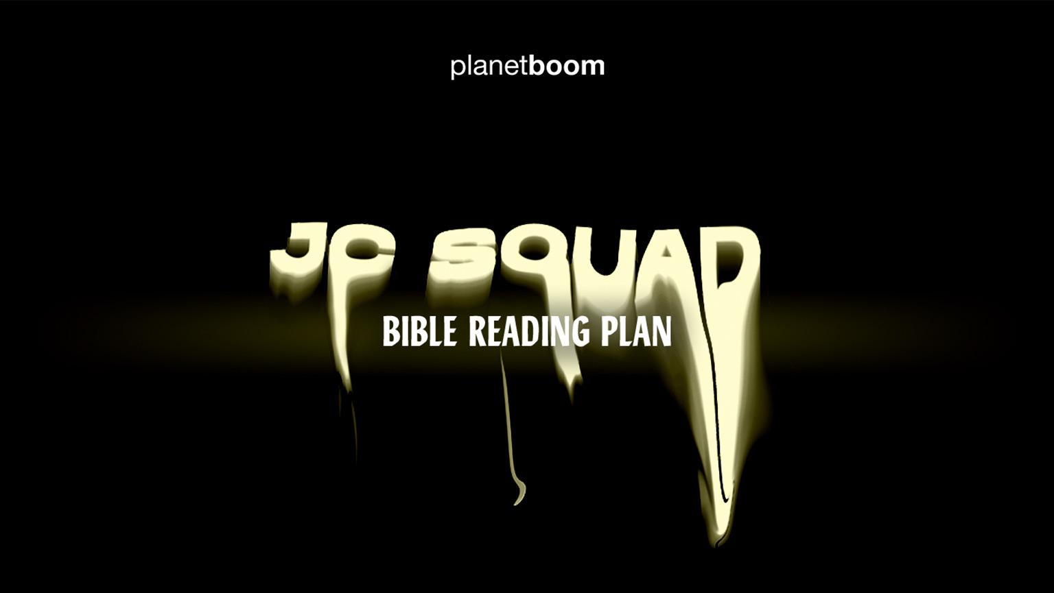 JC Squad 7 Day Devotional