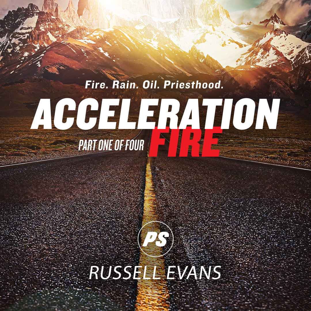 Acceleration Part One: Fire by Russell Evans
