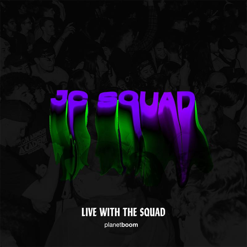 JC Squad by planetboom